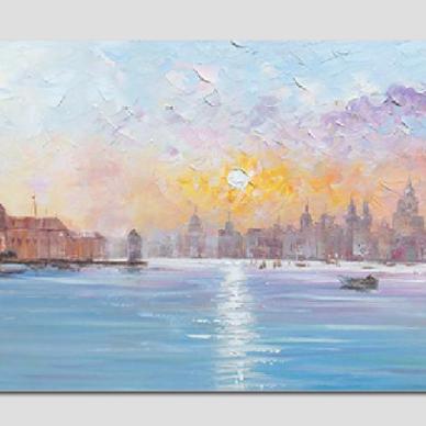 海舍设计实景|威尼斯小镇的天空_1602576448_4285347