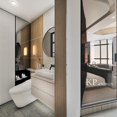 现代风格单身公寓_1602904608