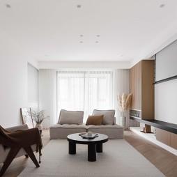 简单的木色公寓,却让人觉得很温暖!_1603850160_4299702