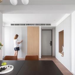 """收纳墙与三大""""空间折叠"""",倍感舒适的家_1603885687"""