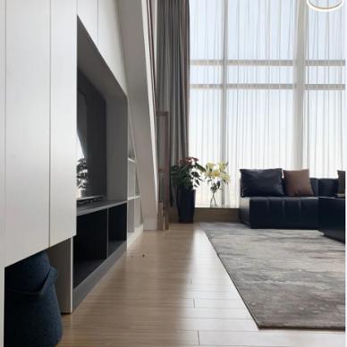 【案例实拍】60㎡公寓拎包入住全案_4319903