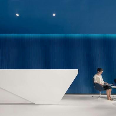李岩:兰青-办公空间的双重属性丨智恒设计