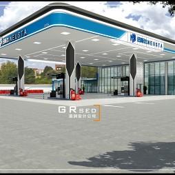 河南连锁店加油站设计_1606705923_4329105