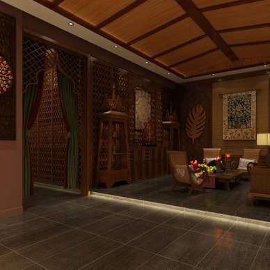 泰式古法按摩 SPA足浴店面设计_1608629224_4347032