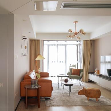 82㎡打造质感、科技炫酷的北欧风之家!_1609038638_4350066