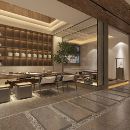 云南版纳合茶茶空间设计_1609812054_4356088