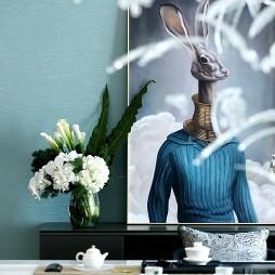 Tiffany蓝调空间,融合爱与梦想!_1611458124_4369492