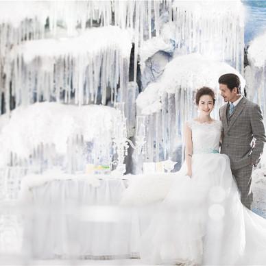 婚纱摄影基地 实景拍摄效果_4374362