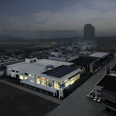 汽车展厅的叙事美学-BMW宝马4S领创店_1614495407_4386803