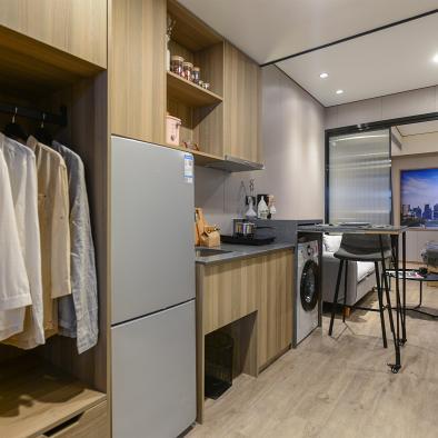 景瑞·悦樘公寓研发样板间
