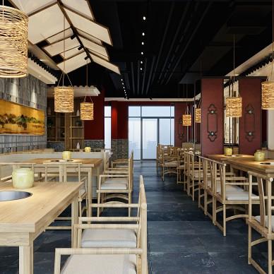 (吴军设计)吴老幺火锅餐厅设计_1621588858_4449193