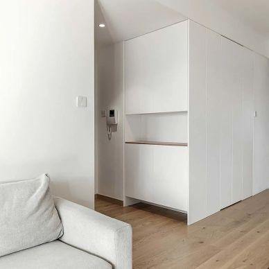 现代、中式、原木融合出一个清爽简洁的家_1623576587