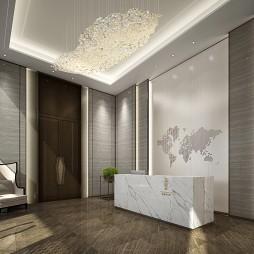 深湾1号售楼处室内改建实施方案设计_1623753785_4465009