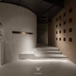 杭州首家西班牙MONTO微水泥展厅_1623981840_4466836