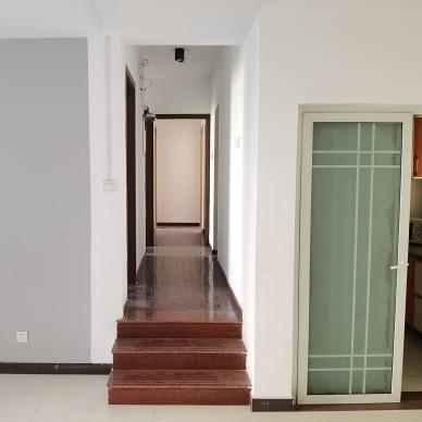 130㎡户型二手房改造 装修前后对比照_4491392