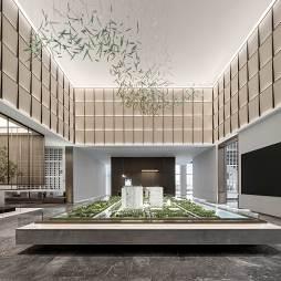 奥迅设计: 中国铁建·江门总部基地售楼部_1627350501_4495052