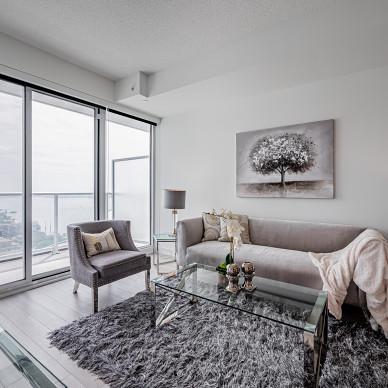 时尚简约公寓,高级感和生活感并存_1630654470_4528631
