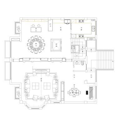 全空间精细化设计住宅别墅方案_1630747595_4529326