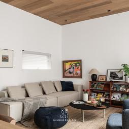 木质、棉麻、绿植,回家就像度假的房子_1633674623_4554893