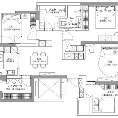 精装房改造——多数定制软装的家是什么样?_1634467784_4563270
